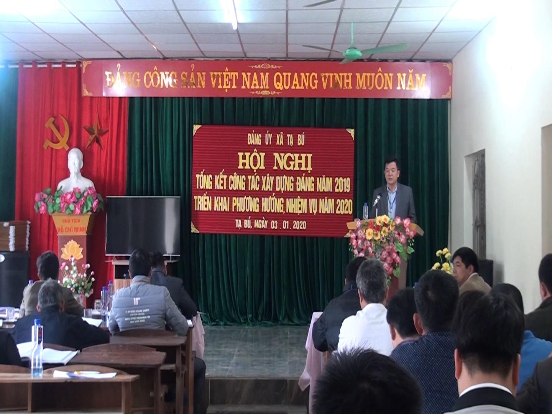 Phát triển đảng viên mới ở huyện Mường La Sơn La