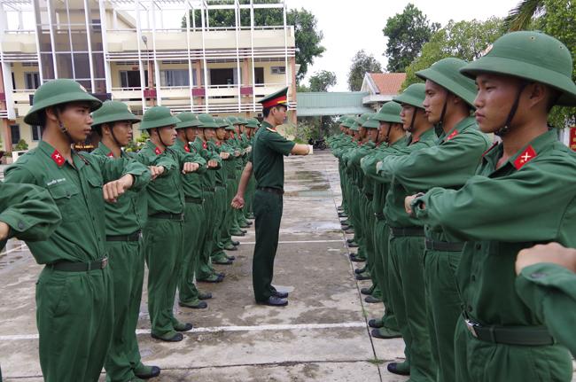 Tạo nguồn, phát triển đội ngũ đảng viên trong Quân đội