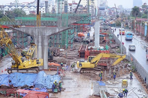 Hà Nội Đảm bảo an toàn lao động khi thi công công trình giao thông