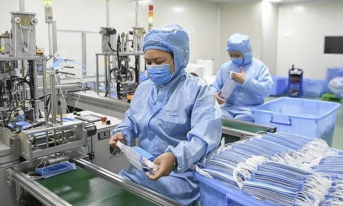Hỗ trợ vật tư y tế cho Cơ quan đại diện Việt Nam ở nước ngoài