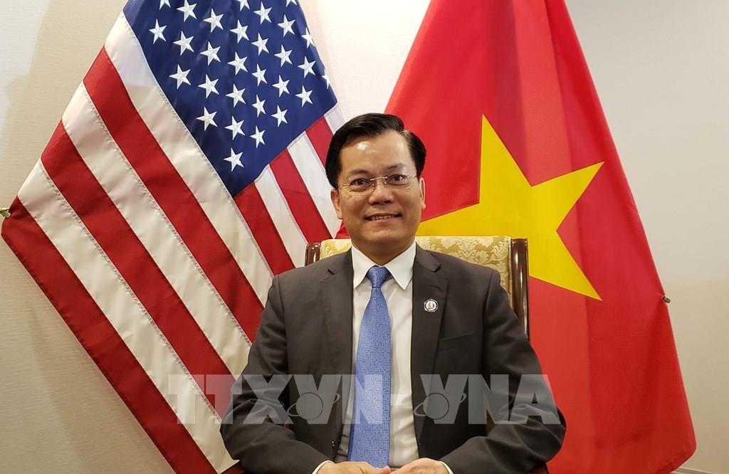 Thúc đẩy bảo hộ công dân và hợp tác Việt - Mỹ trong ứng phó với dịch COVID-19