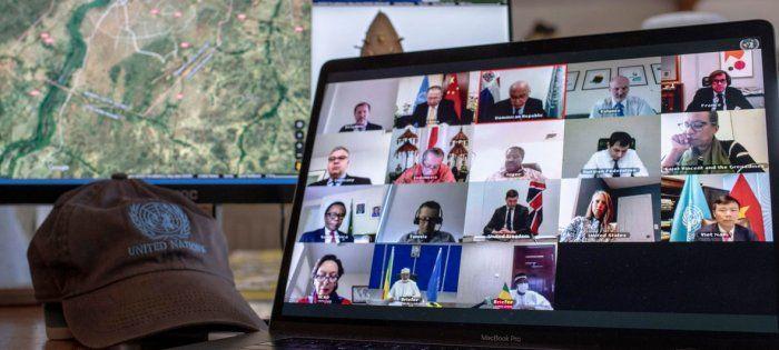 Hội đồng Bảo an Liên hợp quốc thảo luận về tình hình Mali