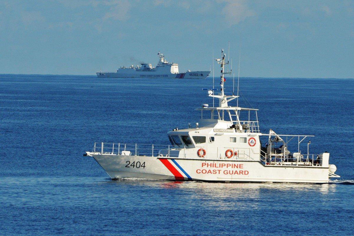 Philippines phản đối hành động gây hấn của Trung Quốc ở Biển Đông