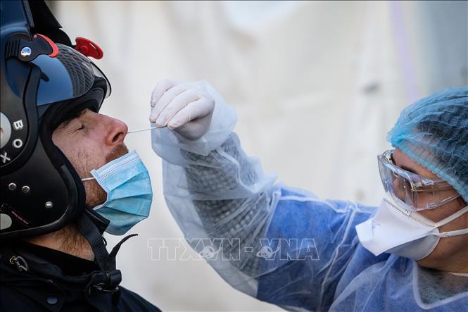 Châu Âu ghi nhận hơn 750 000 ca nhiễm COVID-19