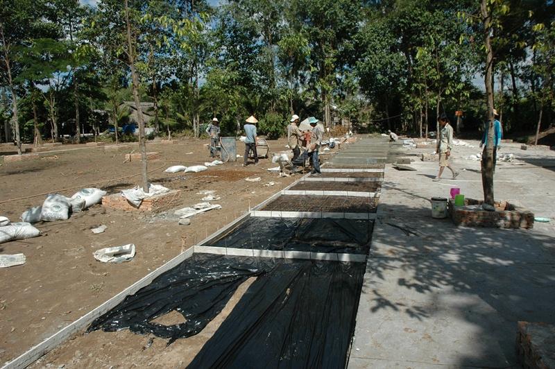 Giúp đồng bào Khmer vươn lên thoát nghèo