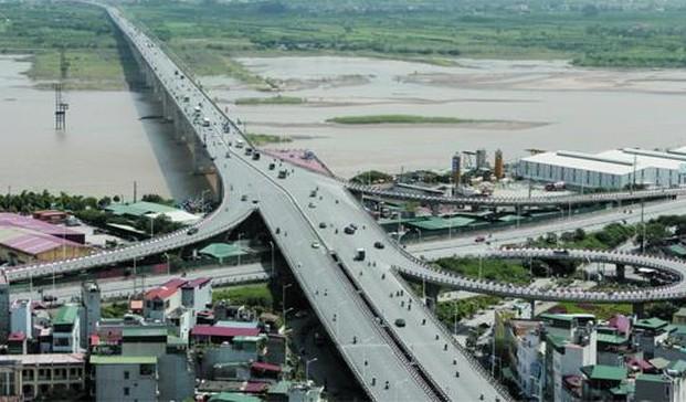 Hà Nội Đẩy nhanh dự án giao thông trọng điểm