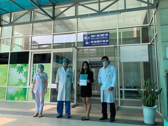 Việt Nam có 128 bệnh nhân mắc COVID-19 được công bố khỏi bệnh