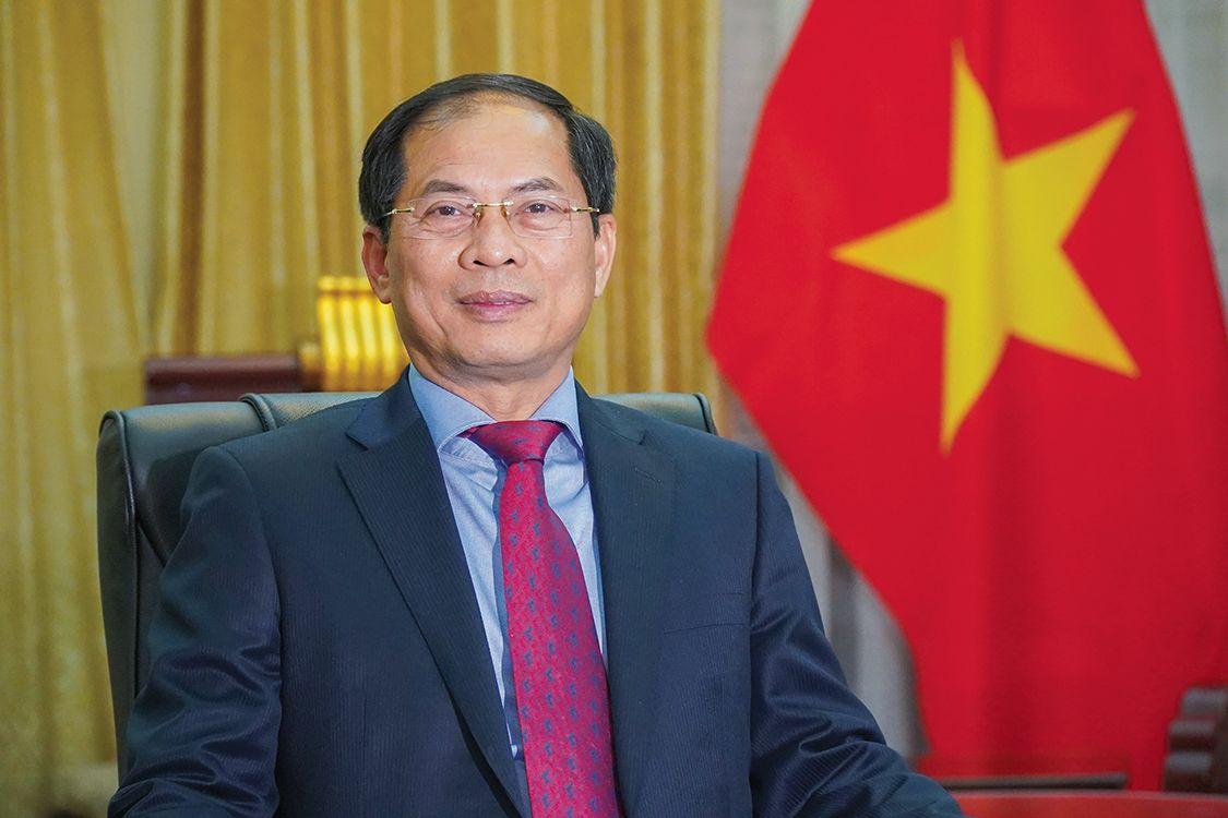 Bổ nhiệm lại đồng chí Bùi Thanh Sơn giữ chức Thứ trưởng Bộ Ngoại giao