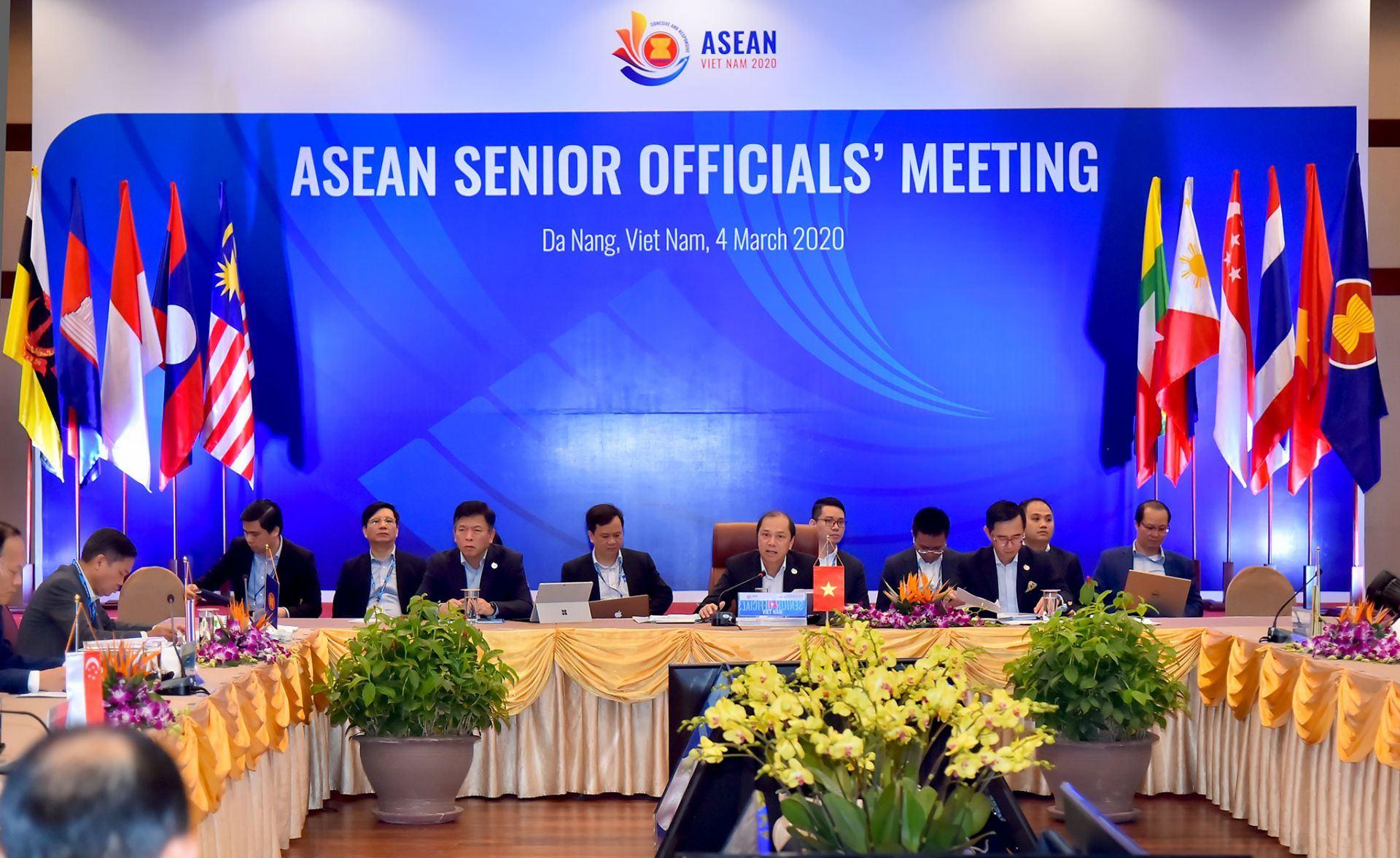 Hội nghị Cấp cao đặc biệt ASEAN sẽ được tổ chức theo hình thức trực tuyến