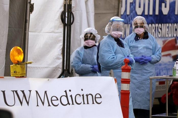 Số ca nhiễm COVID-19 trên toàn cầu đã vượt ngưỡng 1,5 triệu người
