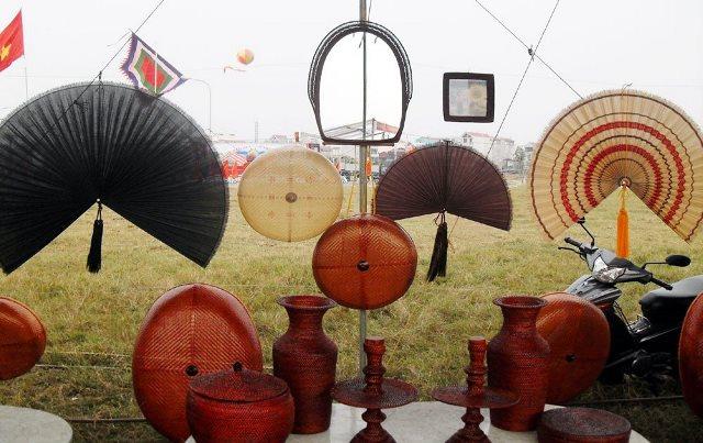 Thi sáng tác sản phẩm lưu niệm về văn hóa và con người Bắc Giang