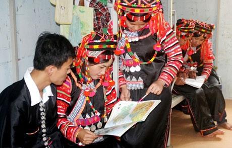 Lai Châu Chú trọng công tác tuyên truyền đại hội Đảng các cấp