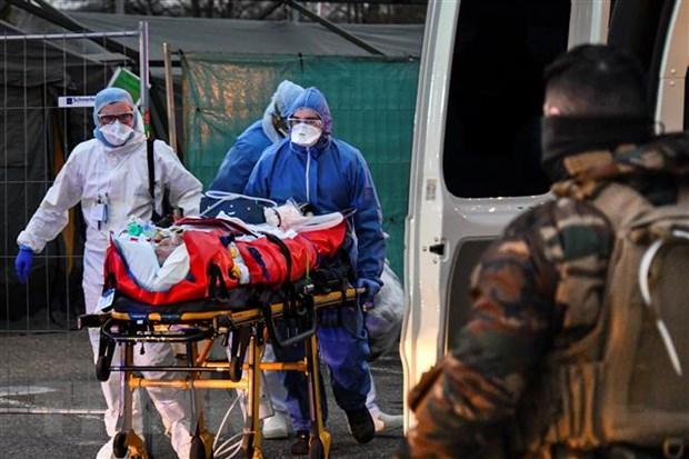 Mỹ có hơn 20 000 người tử vong do COVID-19