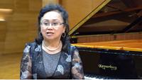 Giáo sư Trần Thu Hà và Kayserburg piano Cơ duyên từ một chuyến đi