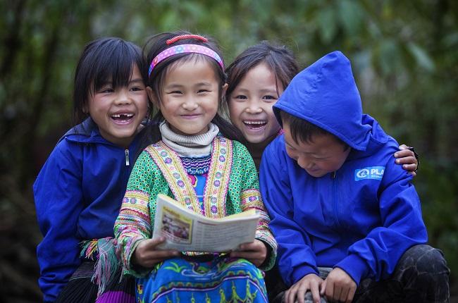 Cam kết hỗ trợ 16 tỷ đồng để bảo vệ trẻ em dân tộc thiểu số