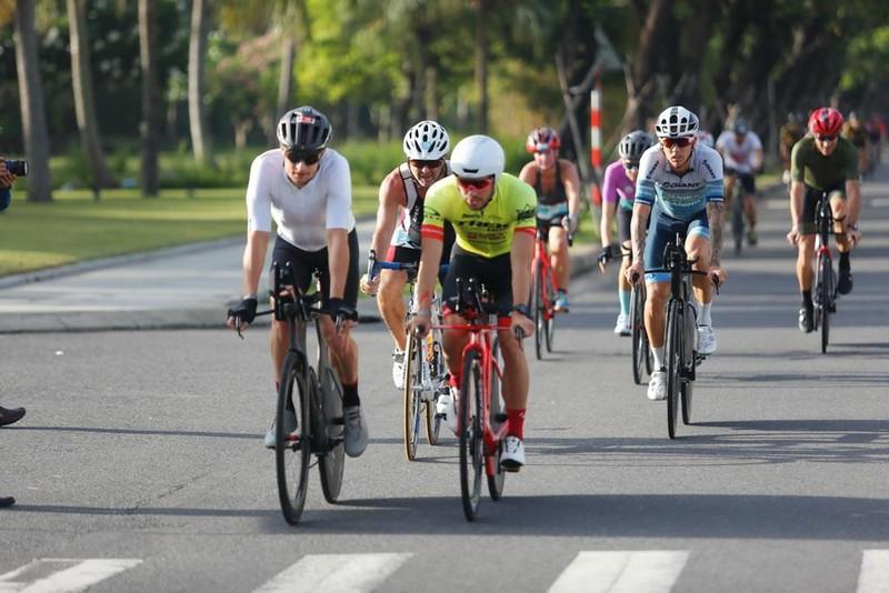 Lịch thi đấu mới Giải Techcombank Ironman 70 3 Việt Nam 2020