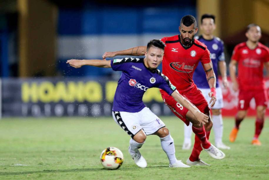 Các giải đấu bóng đá Việt Nam dự kiến sẽ tái khởi tranh vào 15 5