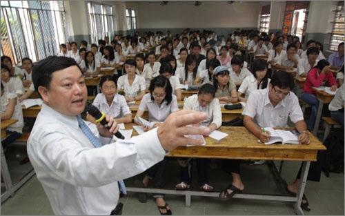 Dự thảo quy định chế độ làm việc của giảng viên cơ sở giáo dục đại học
