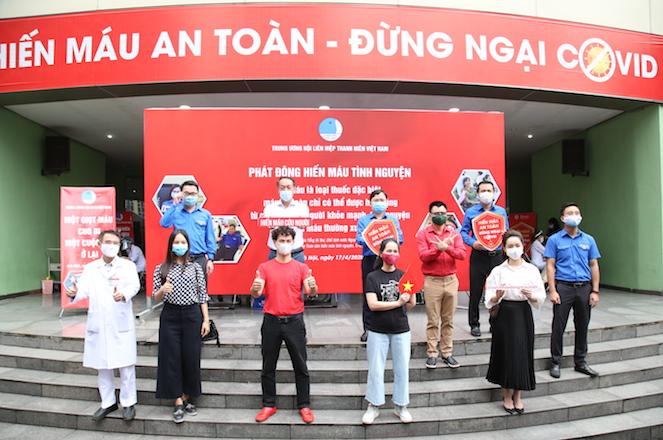 Phát động hiến máu tình nguyện với cán bộ, hội viên, thanh niên cả nước