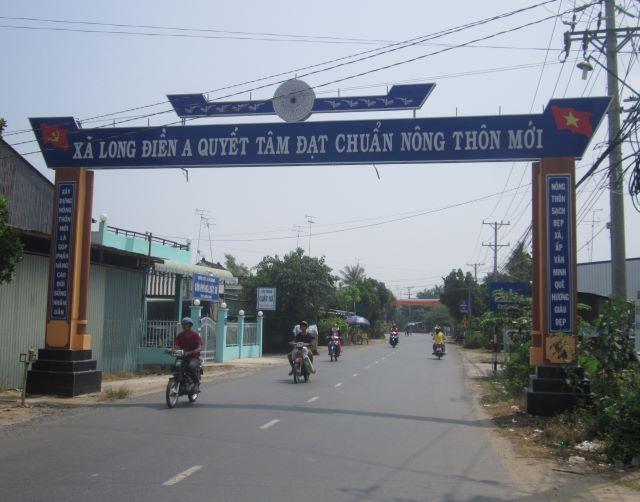 Nông thôn An Giang khởi sắc