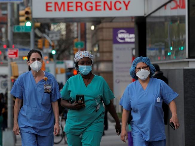 Thế giới vượt mốc 2,5 triệu ca nhiễm COVID-19