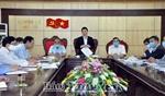 Hưng Yên kiểm tra công tác chuẩn bị tổ chức đại hội đảng bộ các cấp