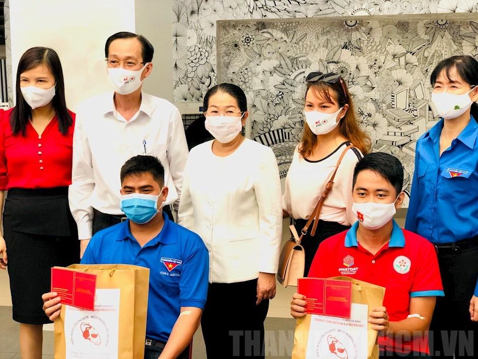 """TP Hồ Chí Minh hưởng ứng """"Ngày hội hiến máu tình nguyện"""" năm 2020"""