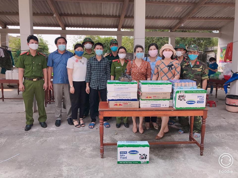 Phụ nữ Gio Linh Quảng Trị tích cực, chủ động phòng, chống dịch COVID-19
