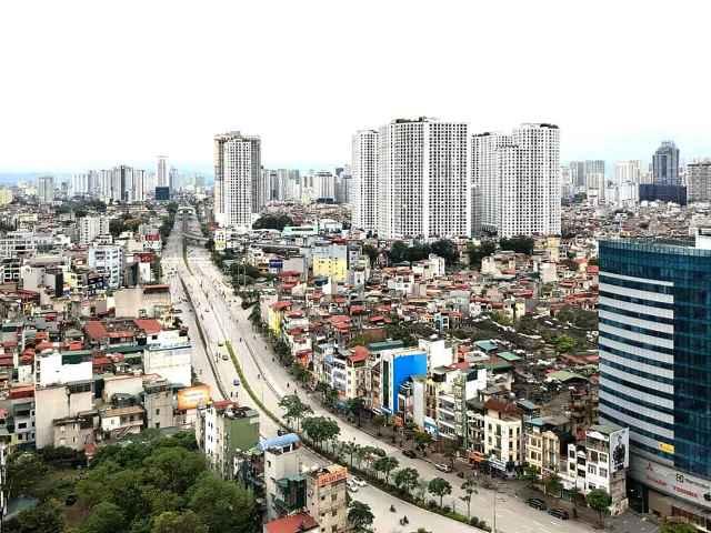 Hà Nội Khu Đông Thành phố 3 năm liền dẫn đầu nguồn cung nhà đất sơ cấp