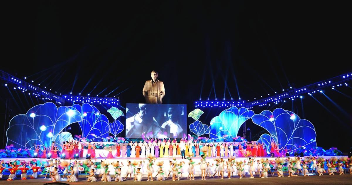 Rút gọn Lễ hội Làng Sen toàn quốc năm 2020