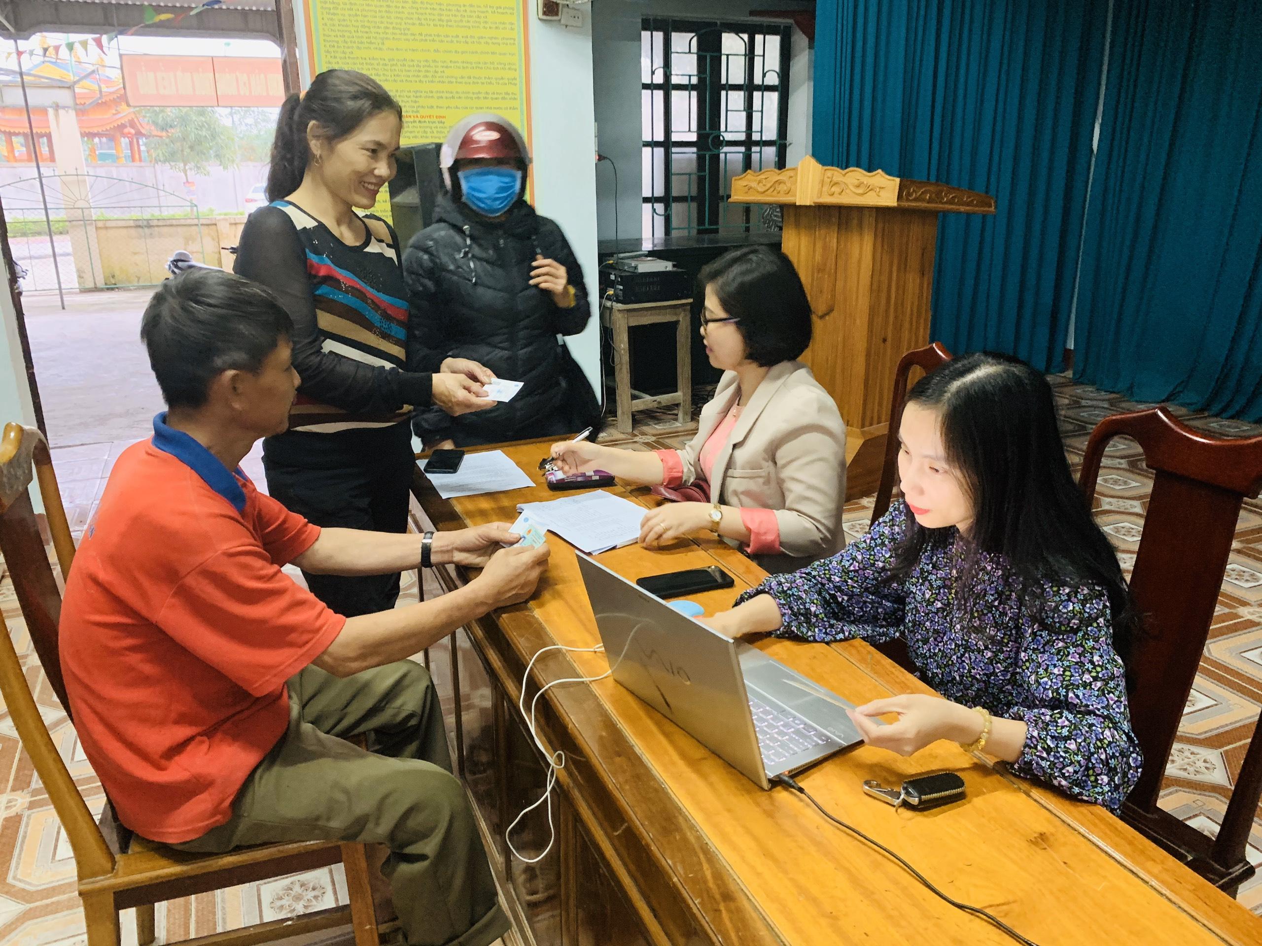 Thành phố Hà Tĩnh Tập trung thực hiện, hoàn thành công tác BHYT học sinh năm học 2019-2020