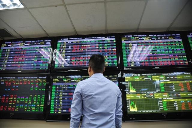 Giao dịch hợp đồng mở trên thị trường chứng khoán phái sinh tăng mạnh