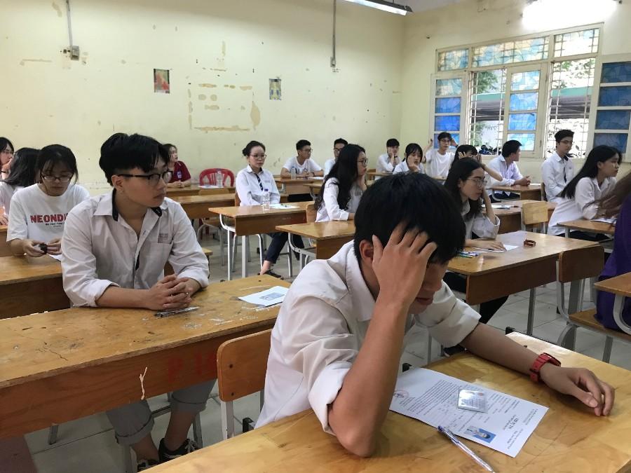Bộ GD ĐT công bố đề thi tham khảo kỳ thi tốt nghiệp THPT năm 2020