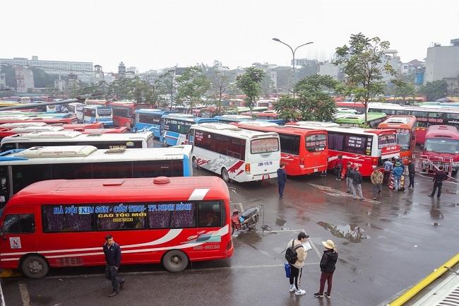 Phương tiện vận tải hành khách hoạt động bình thường trở lại từ 8 5