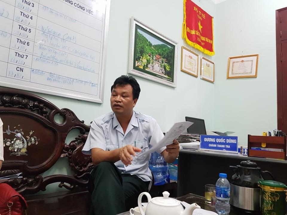 Cần làm rõ những sai phạm tại Bệnh viện Đa khoa huyện Yên Dũng Bắc Giang