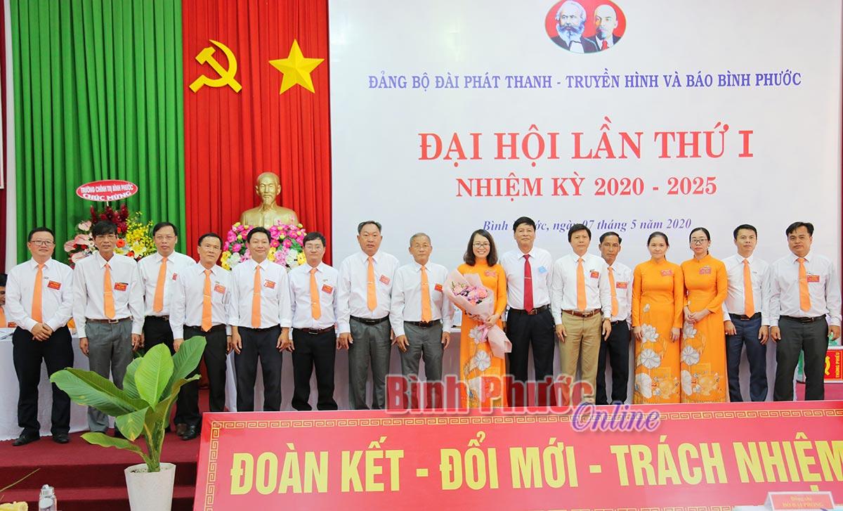 Nhiều cơ quan báo chí tổ chức thành công đại hội đảng