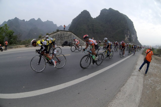 Giải xe đạp Cúp Truyền hình TP Hồ Chí Minh khởi tranh từ ngày 19 5