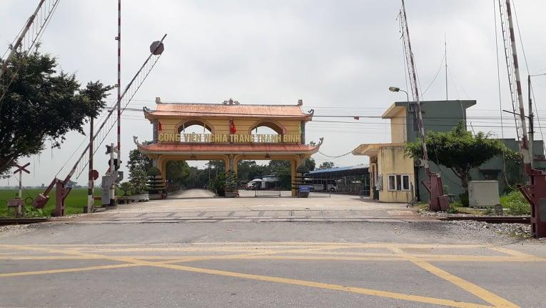 Nam Định Hàng chục công nhân nghỉ việc, đài hóa thân hoàn vũ Thanh Bình phải tạm dừng hoạt động