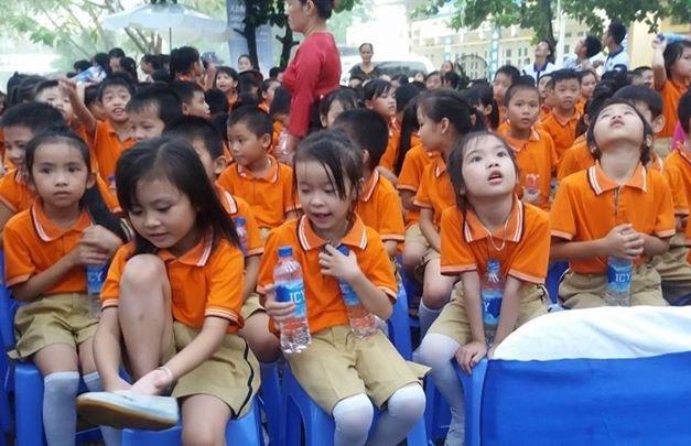 Lấy ý kiến về Dự thảo Thông tư về Điều lệ trường tiểu học