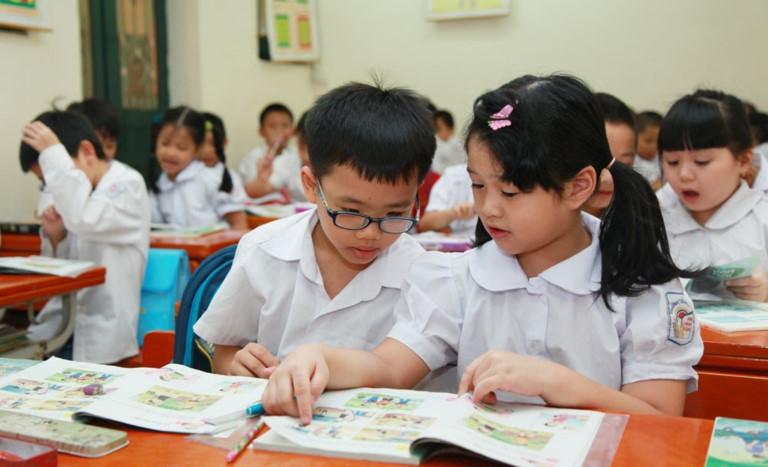 Yêu cầu cung cấp thông tin kết quả lựa chọn SGK lớp 1 trước 20 5