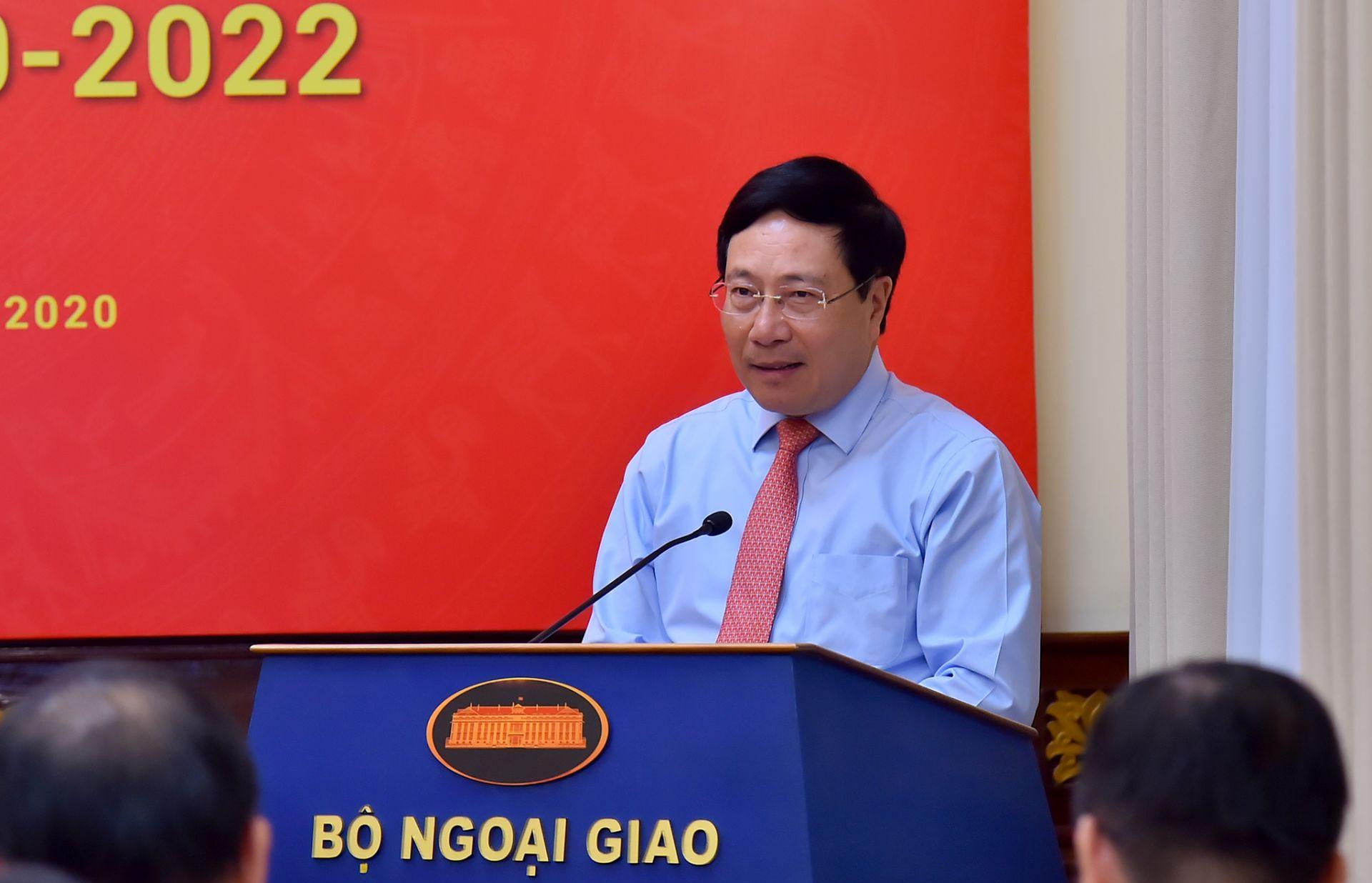 Chi bộ Văn phòng Bộ Ngoại giao tổ chức thành công Đại hội chi bộ nhiệm kỳ 2020-2022