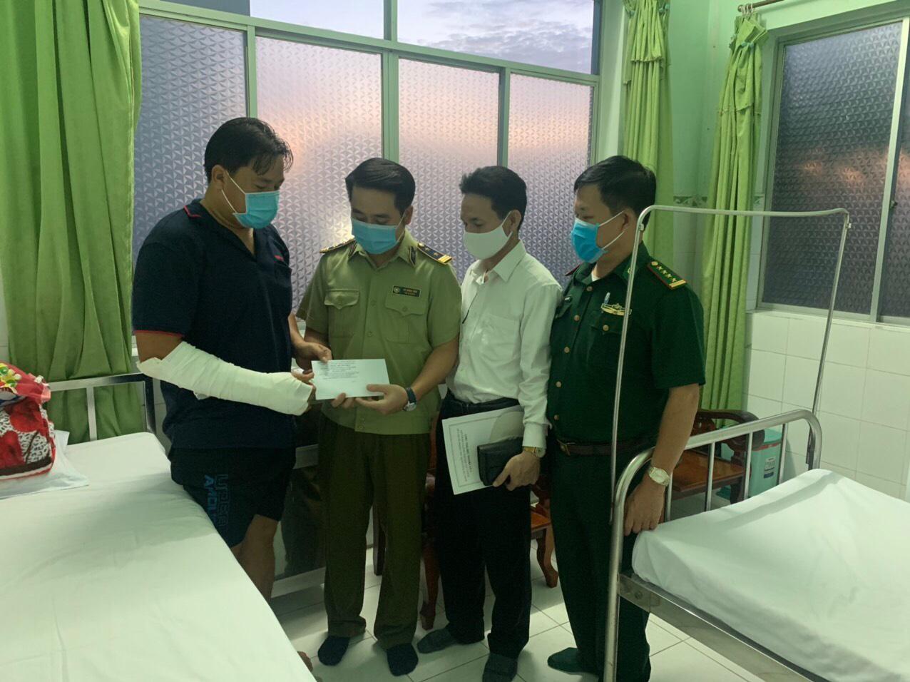 Điều tra, làm rõ đối tượng cầm đầu tấn công người thi hành công vụ tại Kiên Giang