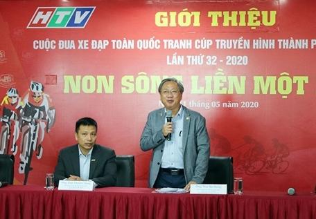 80 tay đua tham dự Giải xe đạp Cúp Truyền hình TP Hồ Chí Minh 2020