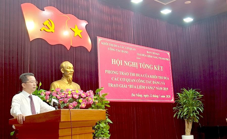 Đà Nẵng trao giải Búa liềm vàng 2019