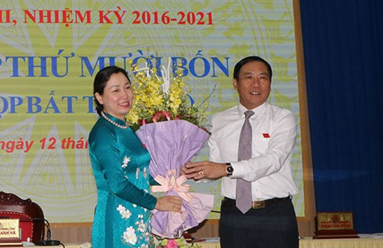 Hà Nam Giám đốc Sở GD ĐT được bầu làm Phó Chủ tịch UBND tỉnh