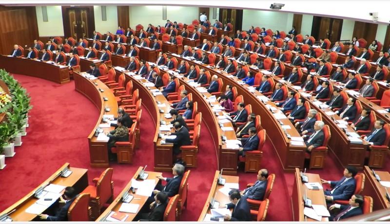 Trung ương thảo luận Báo cáo kiểm điểm sự lãnh đạo, chỉ đạo của Bộ Chính trị, Ban Bí thư năm 2019
