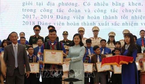 """Diễn đàn """"Tuổi trẻ Lâm Đồng tự hào tiến bước dưới cờ Đảng"""""""