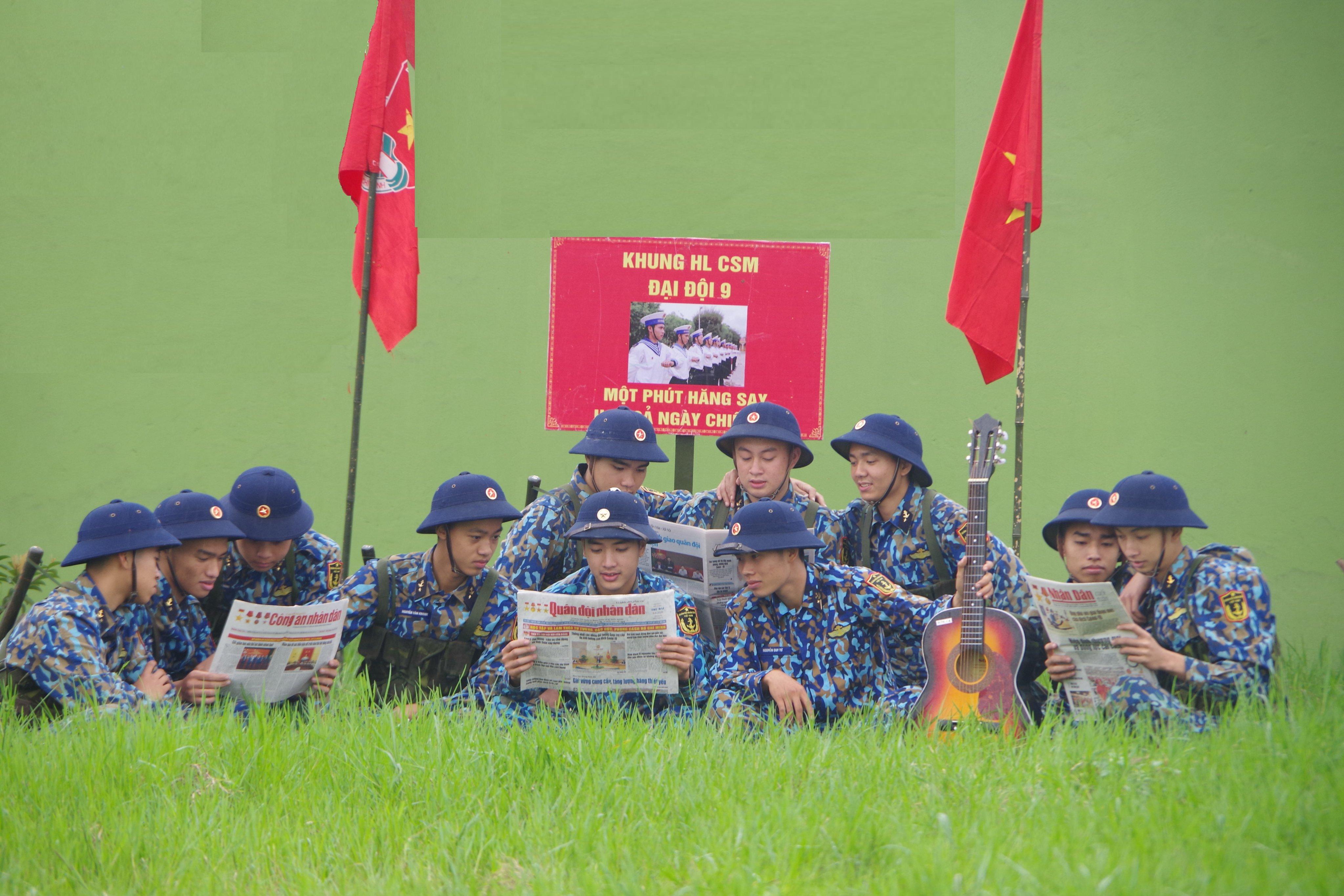 Lan tỏa những phong trào thi đua ở Lữ đoàn 131, Quân chủng Hải quân