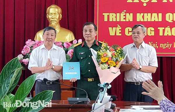 Nhân sự mới tỉnh Đồng Nai, Lào Cai, Hà Giang