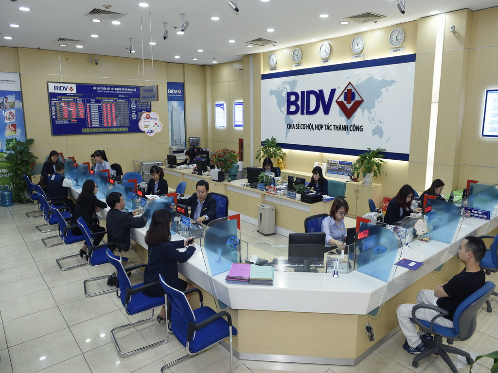 BIDV giảm trần lãi suất cho vay bằng VND về mức 5 năm